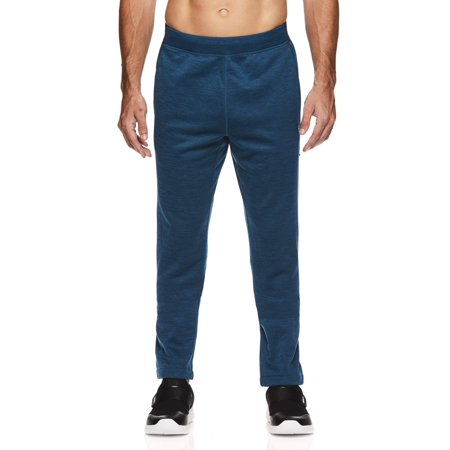 Big Men's Fleece Performance Activewear Pants