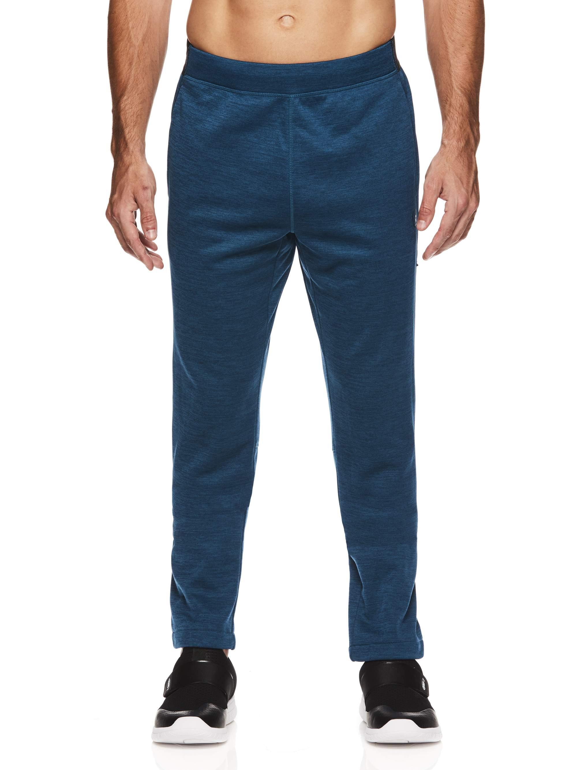 Big Men's Fleece Performance Activewear Pants