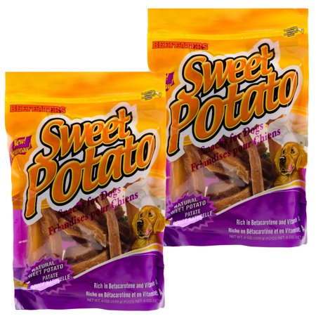 Pet Shoppe Natural Dog Treats Sweet Potato Chicken
