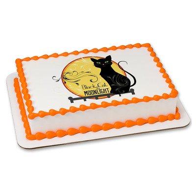 Halloween Edible Icing Image for 1/4 sheet cake