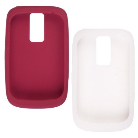 OEM BlackBerry Bold 9000 Gel Skin Case - (Red & - Blackberry Bold 9000 Smartphone