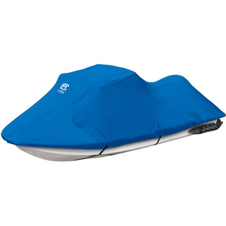 Classic Accessories Stellex Deluxe Personal Watercraft Storage Cover  Blue