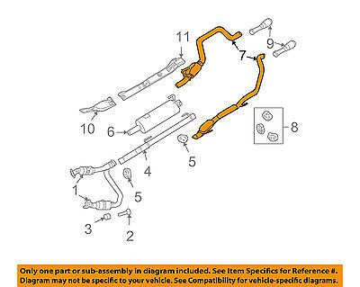 Toyota 17571-42051 Exhaust Pipe Support Bracket