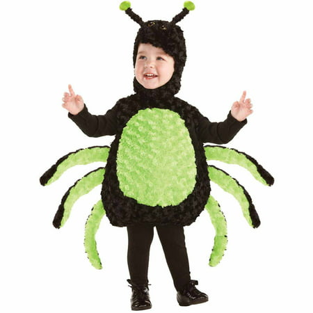 Spider Toddler Halloween Costume, Size 18-24 - 18-24 Months Halloween Costumes Uk