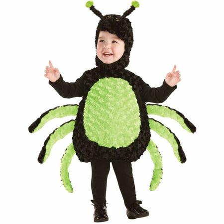 Spider Toddler Halloween Costume, Size 18-24 Months