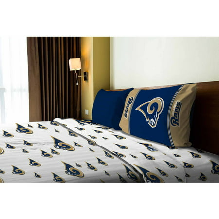 NFL St. Louis Rams Sheet Set by