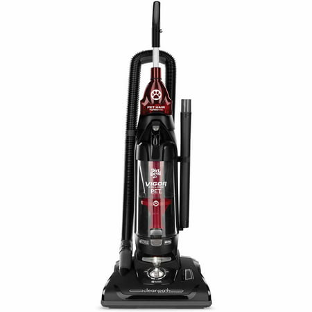 Dirt Devil Vigor Cyclonic Pet Bagless Upright Vacuum, UD70222