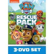 Paw Patrol Rescue Pack (DVD)