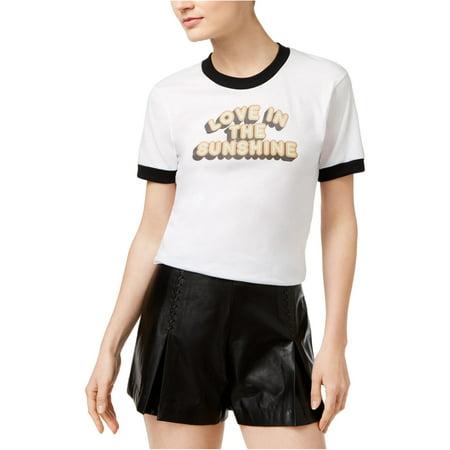 Kid Dangerous Womens Sunshine Graphic T-Shirt