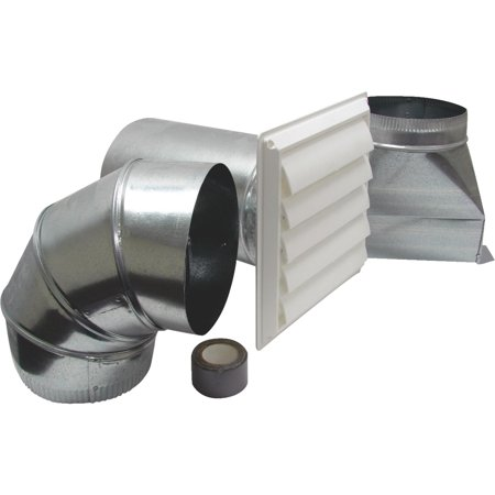 Range Hood Wall Vent Kit
