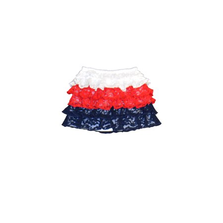 Baby Toddler Girl Americana Skirt