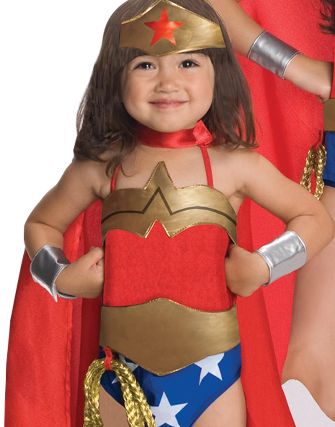 Childrens Wonder Woman Halloween Costume