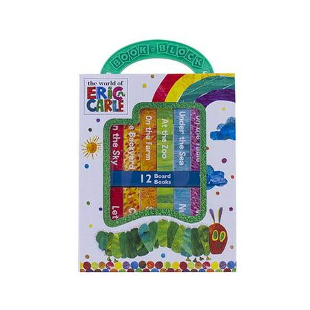 Eric Carle Book Block - Eric Carle Party Supplies