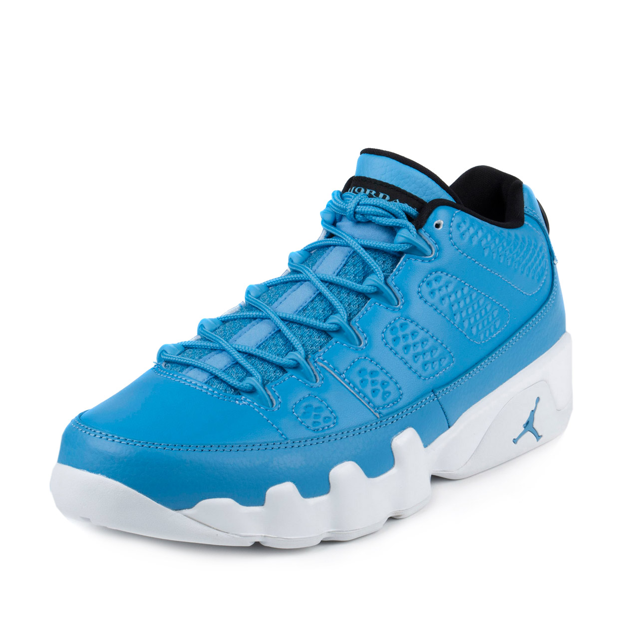 buy popular 90142 9de89 ... czech nike mens air jordan 9 retro low pantone university blue white  832822 91034 e6d37