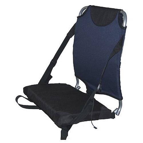 Travel Chair Stadium Seat - Ergonomic S-Bend Frame