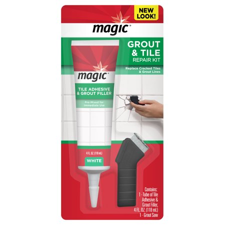 Magic Grout Tile Repair Kit 4 Fl Oz