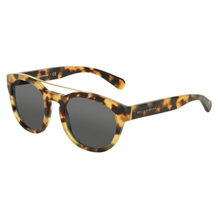 DOLCE & GABBANA Sunglasses DG 4274 512/87 Cube Havana (Cebe Sun Glasses)