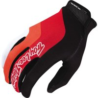 Troy Lee Designs Air Prisma Motorcycle Glove - Blk/Red/Wht, All Sizes