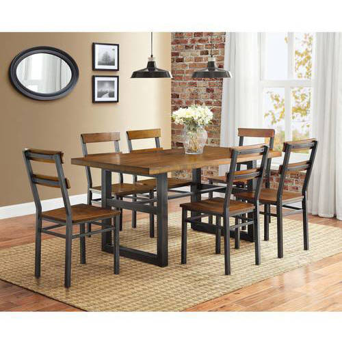 Better Homes and Gardens Mercer 7-Piece Dining Set