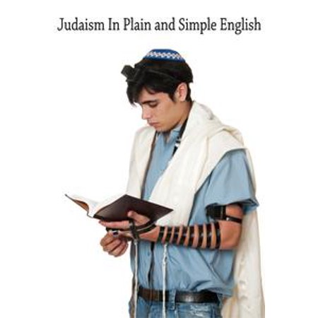 Judaism In Plain and Simple English - - History Of Halloween Simple English