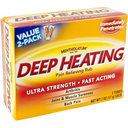 Mentholatum Deep Heating Rub-2oz ()