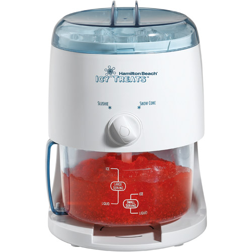 Hamilton Beach Icy Treats Maker - White