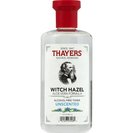 Best Henry Thayer Company, Thayers Witch Hazel Unscented Toner, 12 fl oz deal