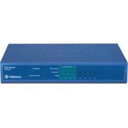Wireless PoE Access Point With 8 Port Switch