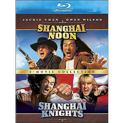 Shanghai Noon / Shanghai Knights (Blu-ray) (Widescreen)