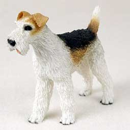 Fox Terrier - Wirehaired - Figurine