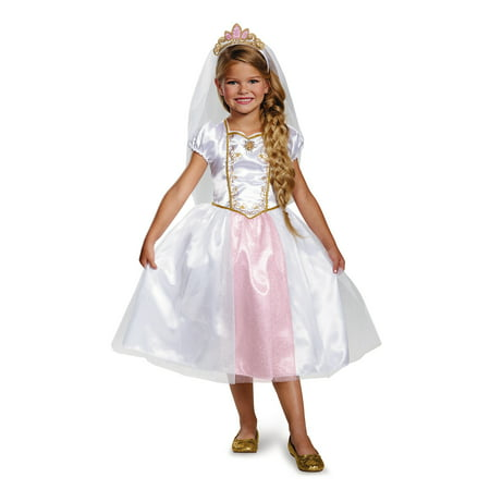 Tangled S Rapunzel Wedding Dress Clic Costume