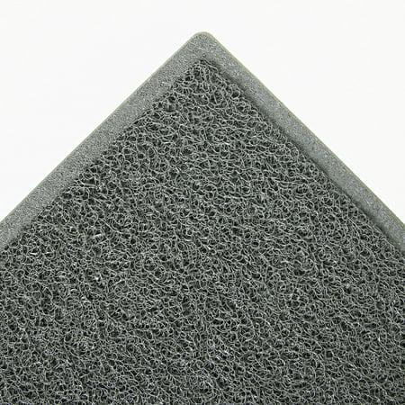 Scraper Mat 36x60 Slate (3M Dirt Stop Scraper Mat, Polypropylene, 48 x 72, Slate Gray )