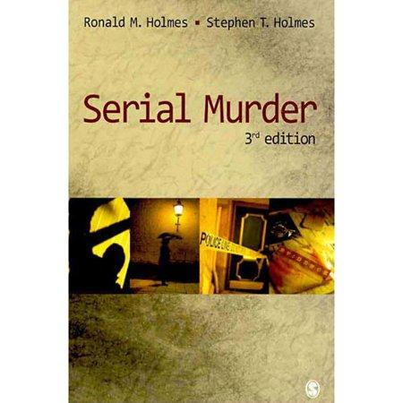 serial killer typology