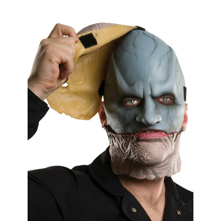 Slipknot Chris Mask (Corey Slipknot Mask w/ Removable Upper)