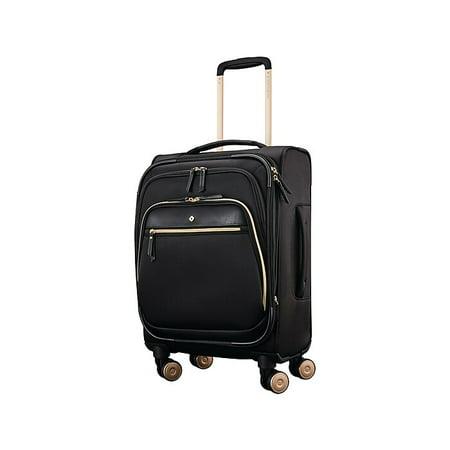 Samsonite Mobile Solution Nylon 4-Wheel Spinner Luggage, Black (128168-1041)