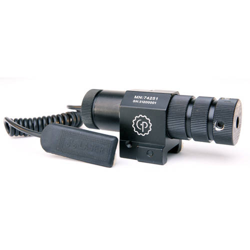 CenterPoint Tactical Firearm Quick Acquisition Green Laser Sight with Accessories