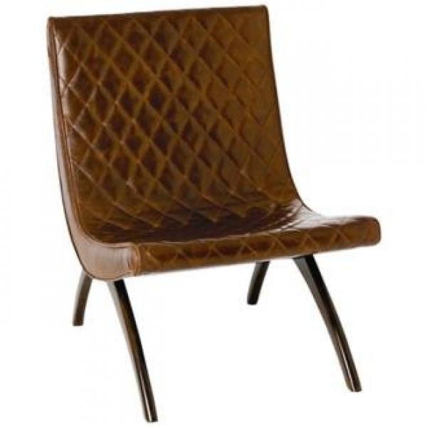 Arteriors Home Danforth Modern Mahogany Chair by