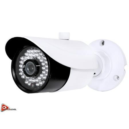 Acelevel, 3MP IP IR Bullet Camera, 3.6 mm Fixed (Fixed Lens Bullet Camera)