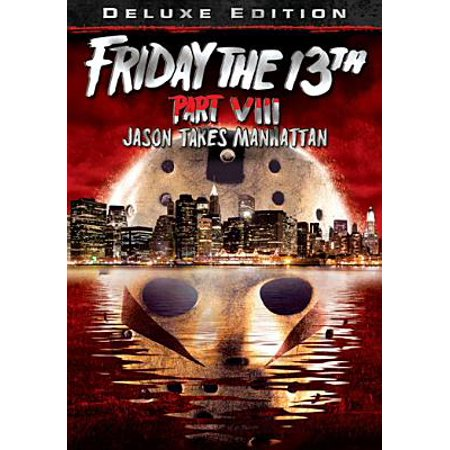 Friday The 13th, Part VIII: Jason Takes Manhattan (DVD)](Chicago Halloween Events Friday)
