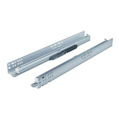 Hettich Quadro V6 IW 21 Full Extension Soft Close Slides, Similar To # Ht9100272 24