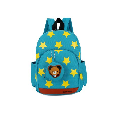 Kids Boy Girl Children Backpack Toddler Cute Lunch School Bag Rucksack Green](Personalized Backpack For Toddler Girl)