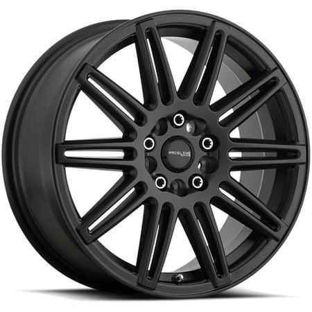 Cobalt Ram (17 Inch Raceline 143B Cobalt 17x7.5 5x100/5x114.3 +40 Satin Black Wheel)