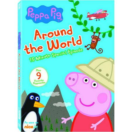Peppa Pig Around The World](Halloween Peppa Pig Movies)