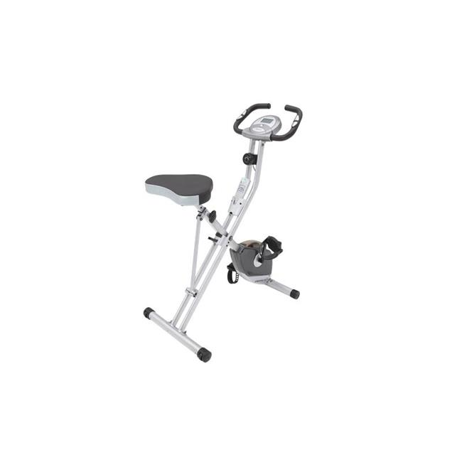 EXERPEUTIC 250XL COMPACT UPRIGHT BIKE WITH PULSE