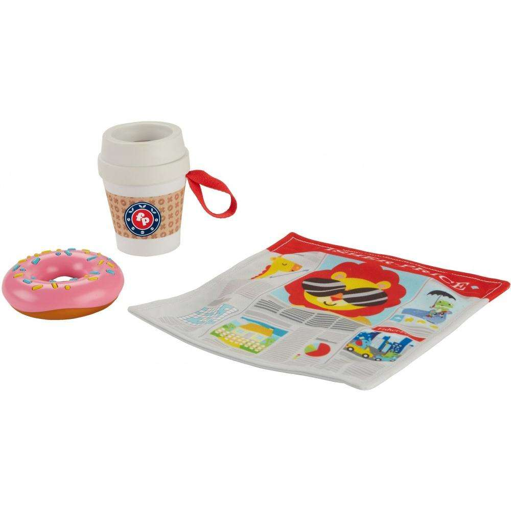 Fisher Price On The Go Breakfast Baby Gift Set Walmart Com Walmart Com