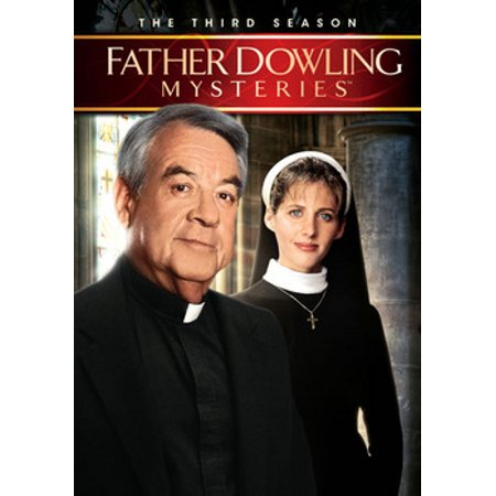 FATHER DOWLING MYSTERIES-THIRD SEASON (DVD/5DISCS) (DVD) - Baby Daddy Season 3 Halloween Special