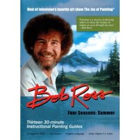 Bob Ross the Joy of Painting: Summer Collection (DVD)