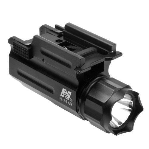 Pistol/Rifle LED Light QR Weaver