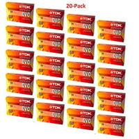 20 Pack TDK Mini DV 60 Minute DVM DVC Digital Video Blank Cassette Tape DVC60 NEW