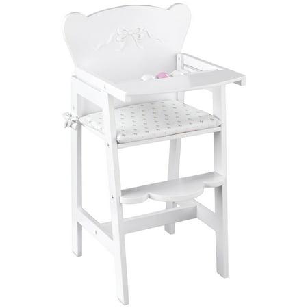 KidKraft Tiffany Lil Bow Doll High Chair